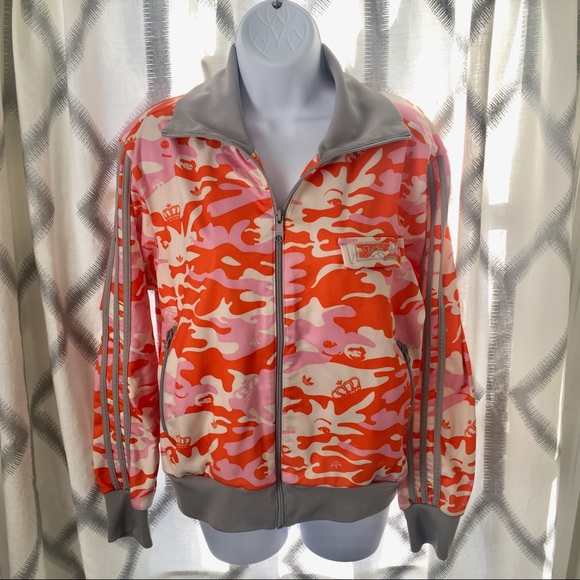 8265c6f5862a adidas Tops - ADIDAS X Missy Elliot Camo Track Jacket Limited Ed